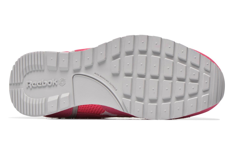 Sneaker Reebok Gl 3000 Kids rosa ansicht von oben