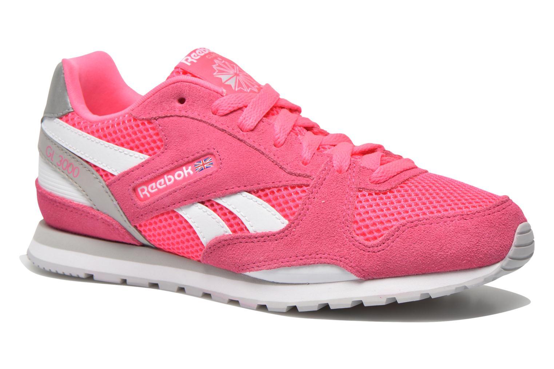 Sneaker Reebok Gl 3000 Kids rosa detaillierte ansicht/modell