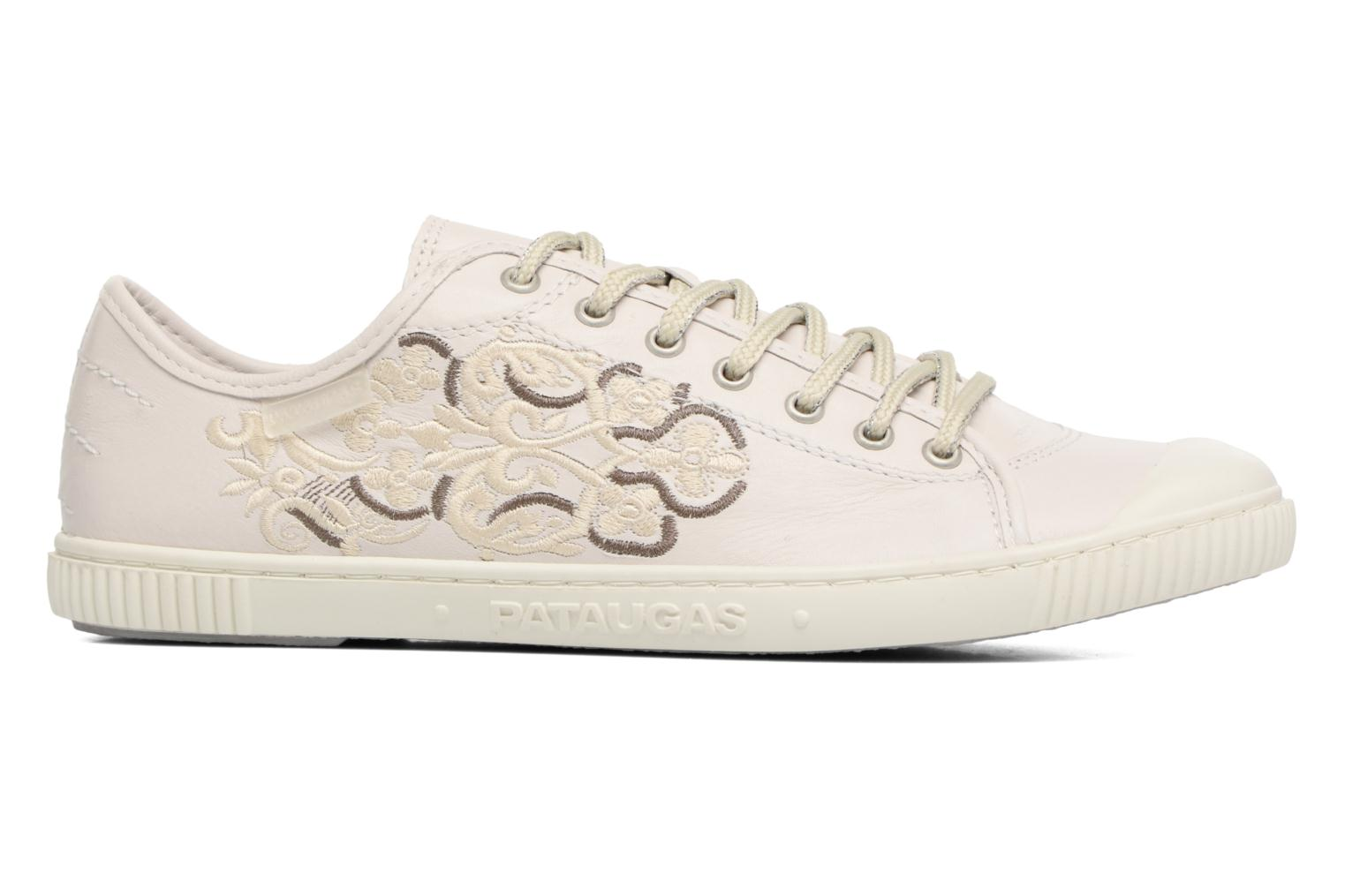 Trainers Pataugas Boutchou/B Beige back view
