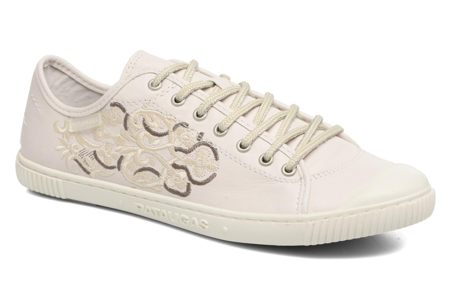 Trainers Pataugas Boutchou/B Beige detailed view/ Pair view