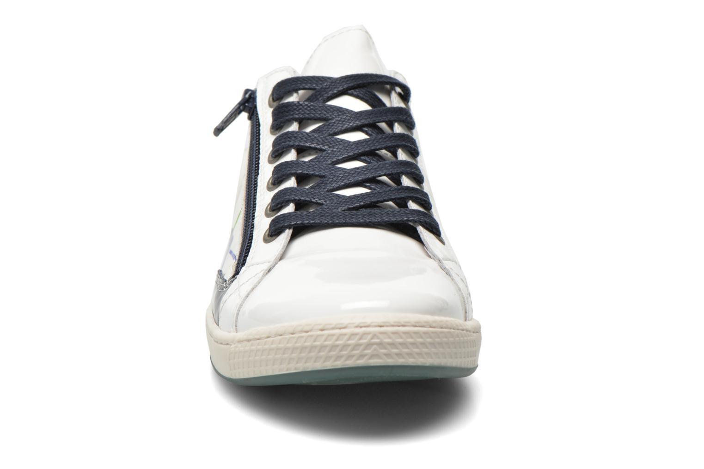 Baskets Pataugas Jester/P Multicolore vue portées chaussures