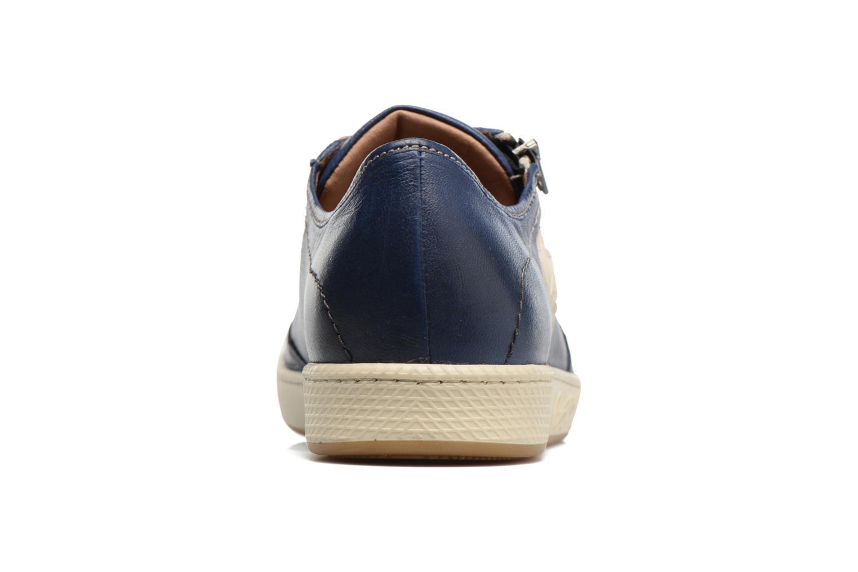 Baskets Pataugas Jay/N Bleu vue droite