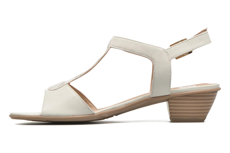 Sandales et nu-pieds Sweet Chenel Blanc vue face