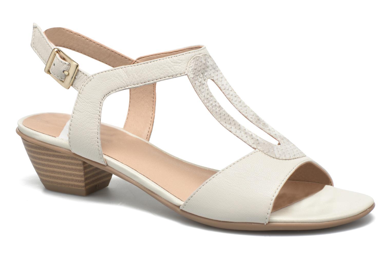 Sandales et nu-pieds Sweet Chenel Blanc vue détail/paire