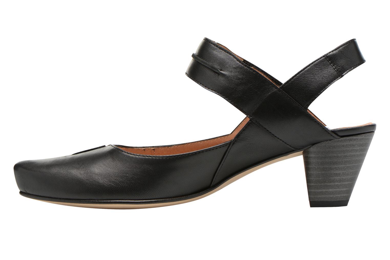 High heels Sweet Akax Black front view