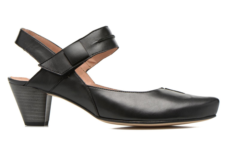 High heels Sweet Akax Black back view