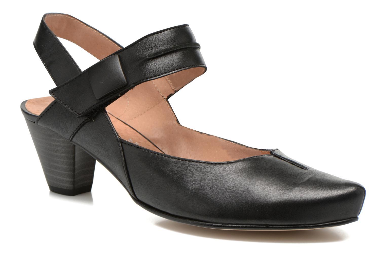 High heels Sweet Akax Black detailed view/ Pair view