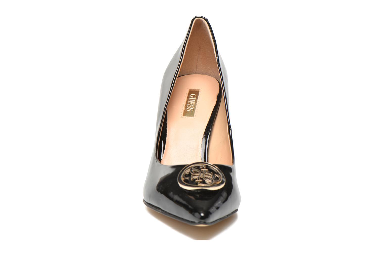 Escarpins Guess Elyca2 Noir vue portées chaussures