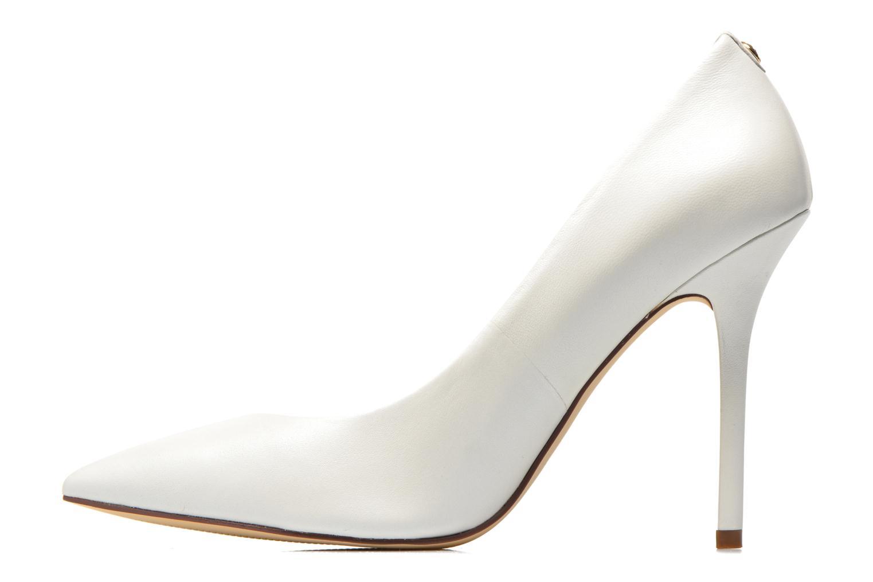 Zapatos de tacón Guess Plasma6 Blanco vista de frente