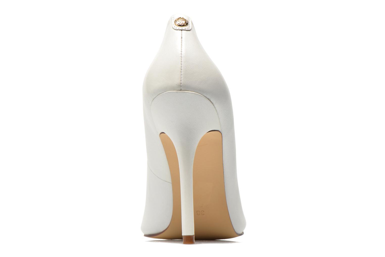 Zapatos de tacón Guess Plasma6 Blanco vista lateral derecha