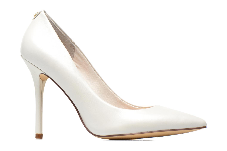 Zapatos de tacón Guess Plasma6 Blanco vistra trasera