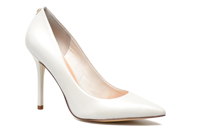 Zapatos de tacón Guess Plasma6 Blanco vista de detalle / par