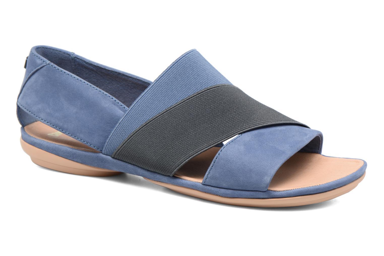 Sandales et nu-pieds Camper Right Nina K200142 Bleu vue détail/paire