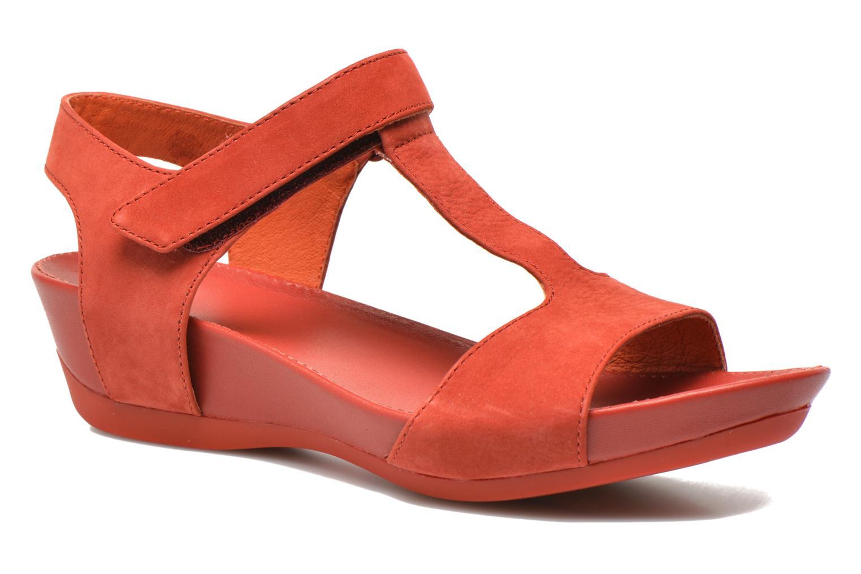 Sandalen Camper Micro K200117 rot detaillierte ansicht/modell