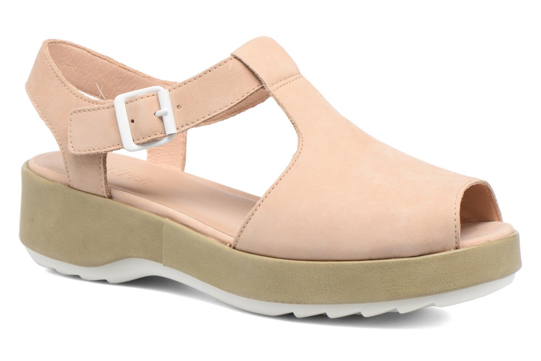 Sandales et nu-pieds Camper Dessa K200083 Beige vue détail/paire