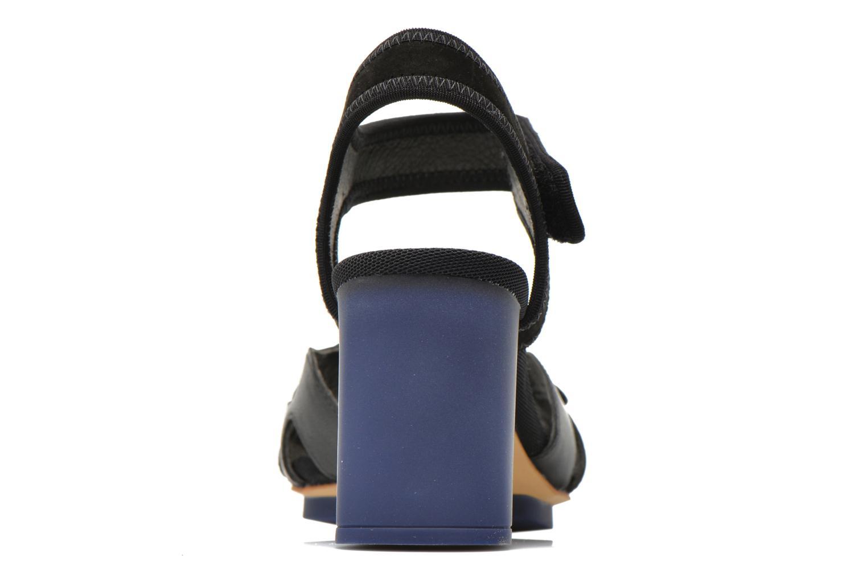 Sandales et nu-pieds Camper Myriam 22534 Noir vue droite