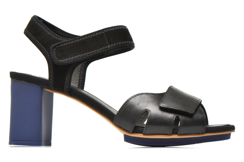 Sandales et nu-pieds Camper Myriam 22534 Noir vue derrière
