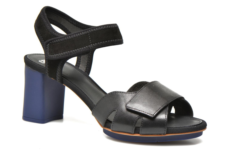 Sandales et nu-pieds Camper Myriam 22534 Noir vue détail/paire
