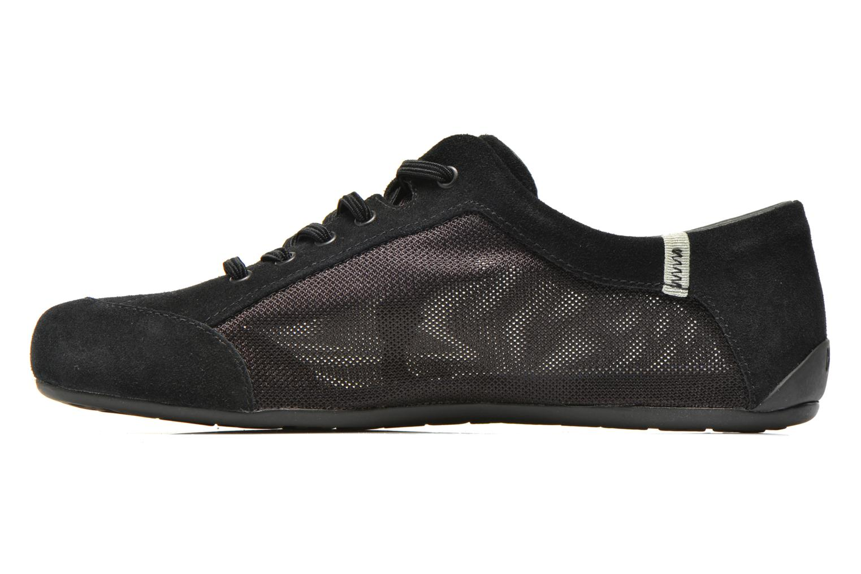 Sneakers Camper Peuq 22614 Nero immagine frontale
