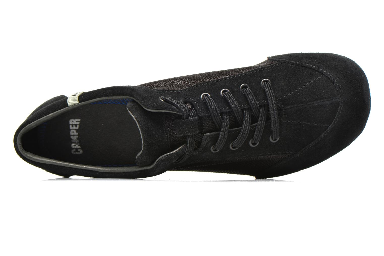 Sneakers Camper Peuq 22614 Nero immagine sinistra