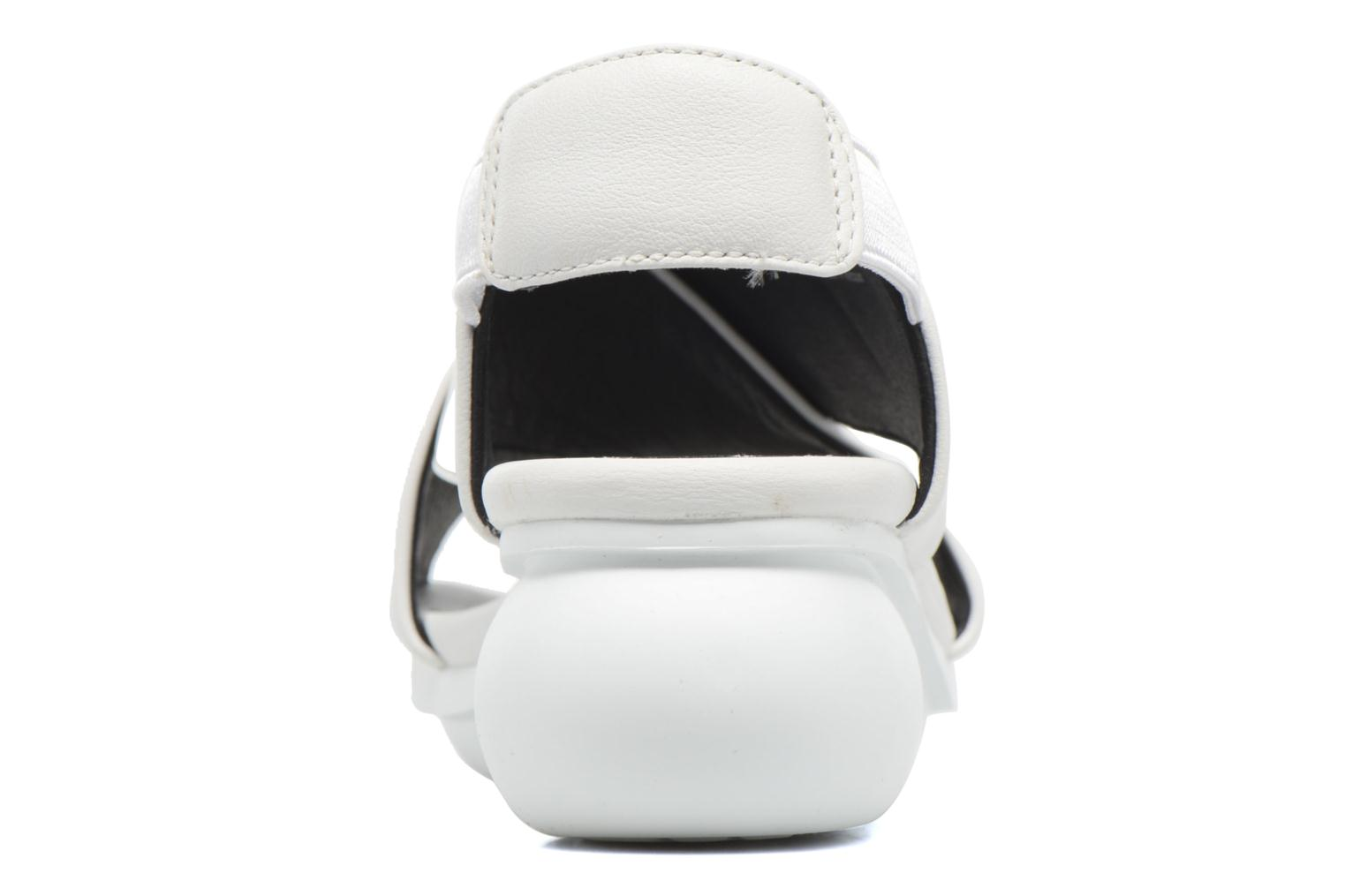 Sandals Camper Balloon K200066 White view from the right