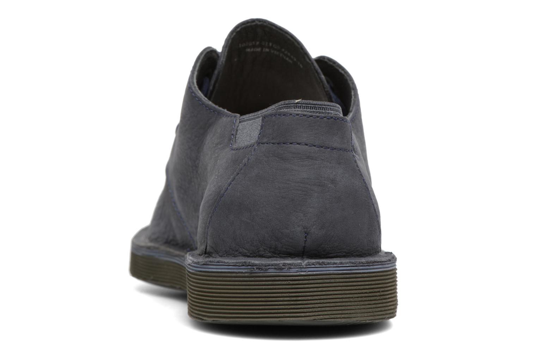 Chaussures à lacets Camper Morrys K100057 Bleu vue droite