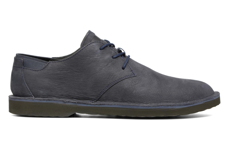 Chaussures à lacets Camper Morrys K100057 Bleu vue derrière