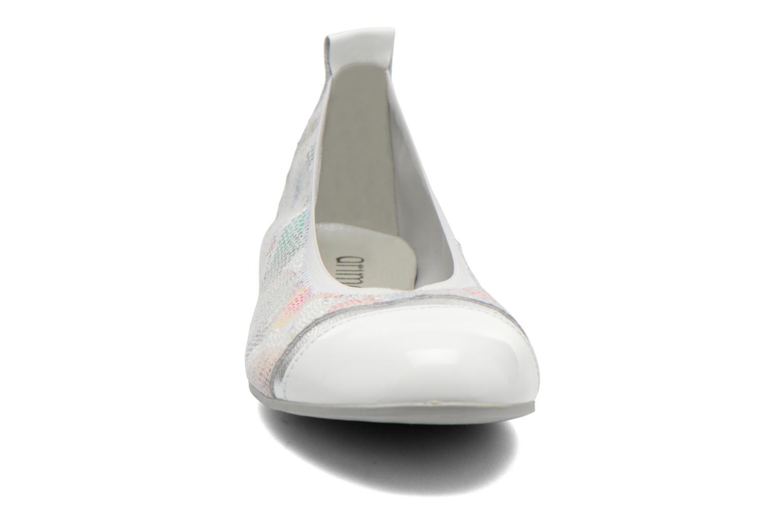 Ballerines Arima pour Elle Galie Multicolore vue portées chaussures