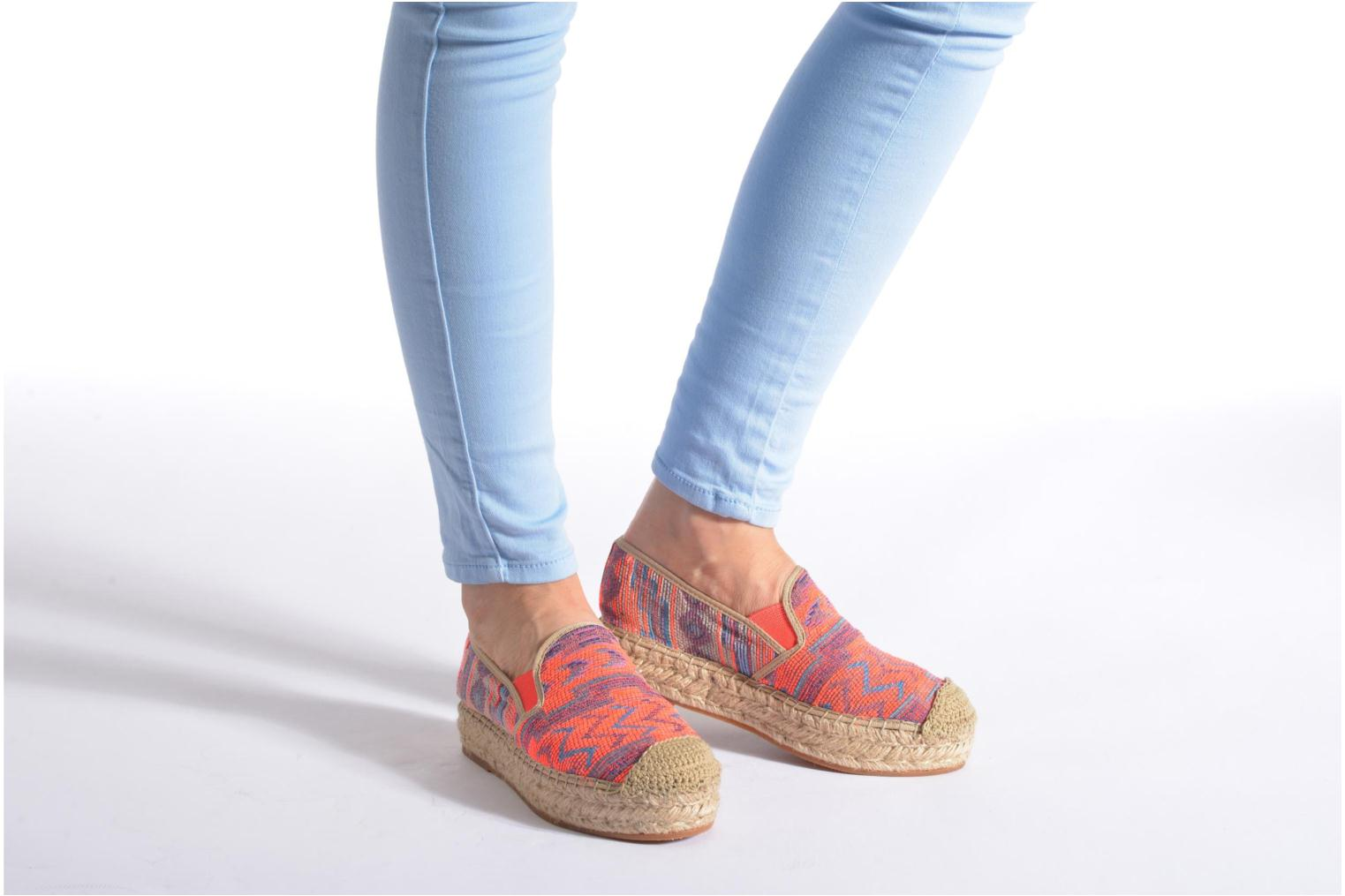 Espadrilles Steve Madden ESPIE Multicolor view from underneath / model view