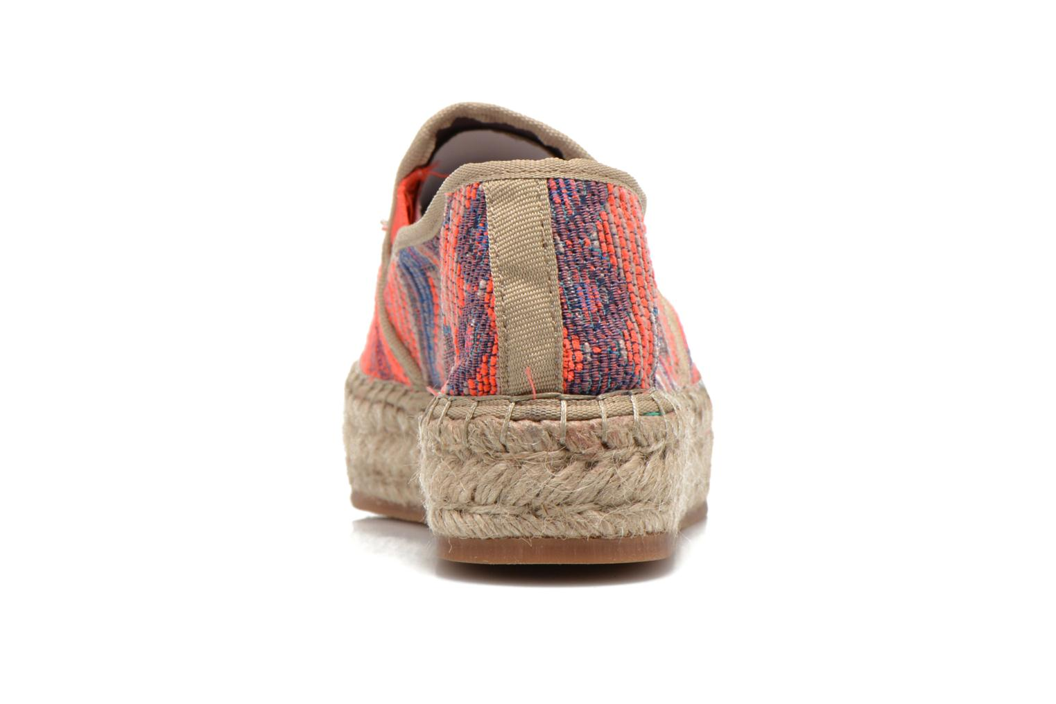Espadrilles Steve Madden ESPIE Multicolor view from the right