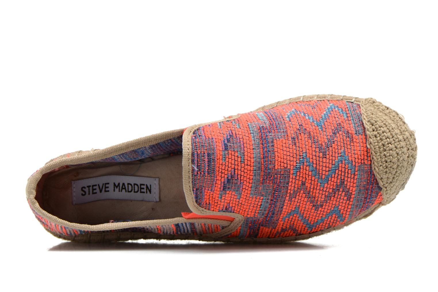 Espadrilles Steve Madden ESPIE Multicolor view from the left