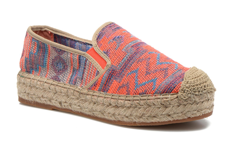 Espadrillos Steve Madden ESPIE Multi detaljeret billede af skoene