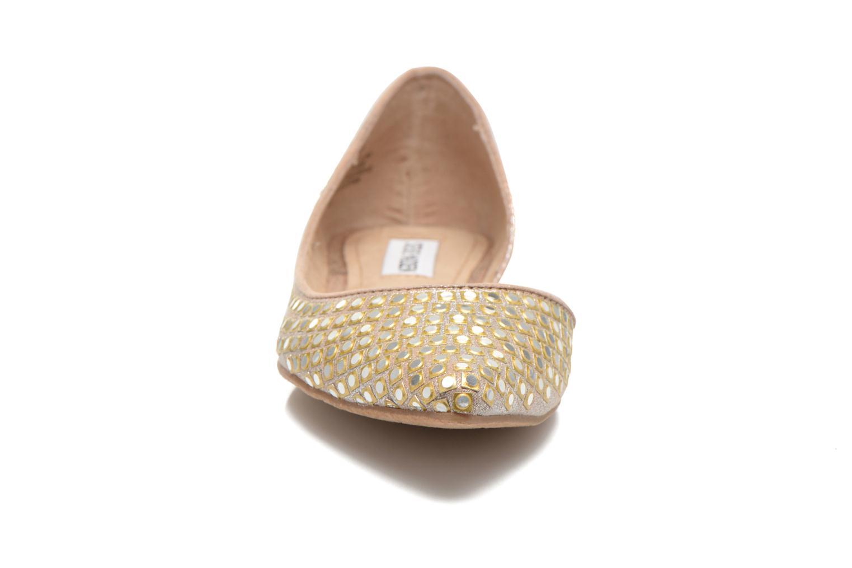 Ballerina Steve Madden ELIGANT Bronze och Guld bild av skorna på