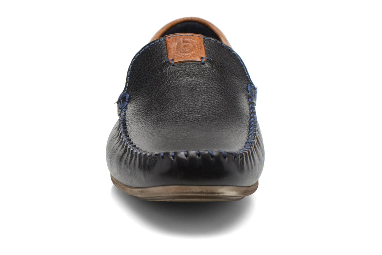 Loafers Bugatti Berokee Blue model view