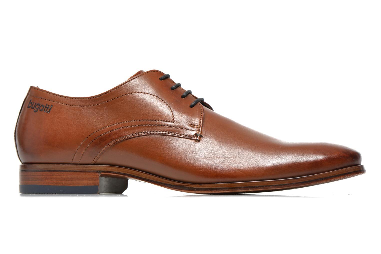 Chaussures à lacets Bugatti Benato LC Marron vue derrière
