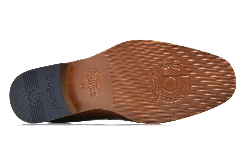 Chaussures à lacets Bugatti Benato LC Marron vue haut