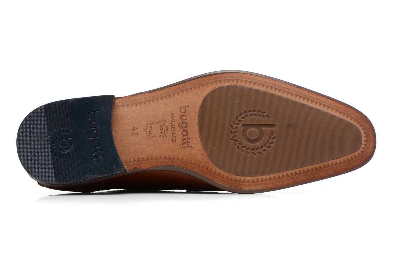 Zapatos con cordones Bugatti Villano 311-15601 Marrón vista de arriba