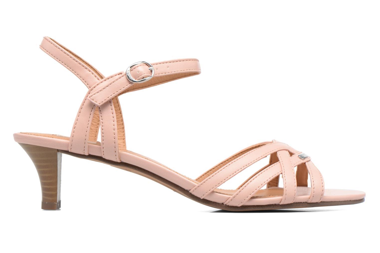 Sandales et nu-pieds Esprit Birkin Sandal Rose vue derrière