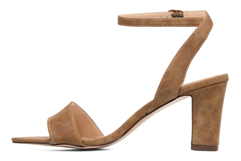Sandalen Esprit Bless Sandal braun ansicht von vorne