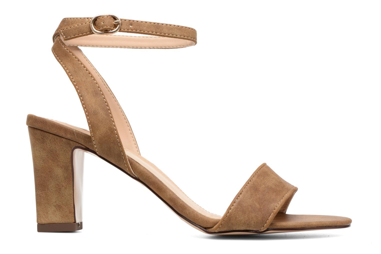 Sandalen Esprit Bless Sandal braun ansicht von hinten