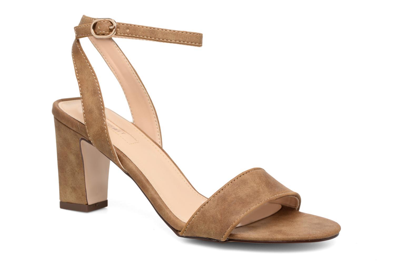 Sandales et nu-pieds Esprit Bless Sandal Marron vue détail/paire