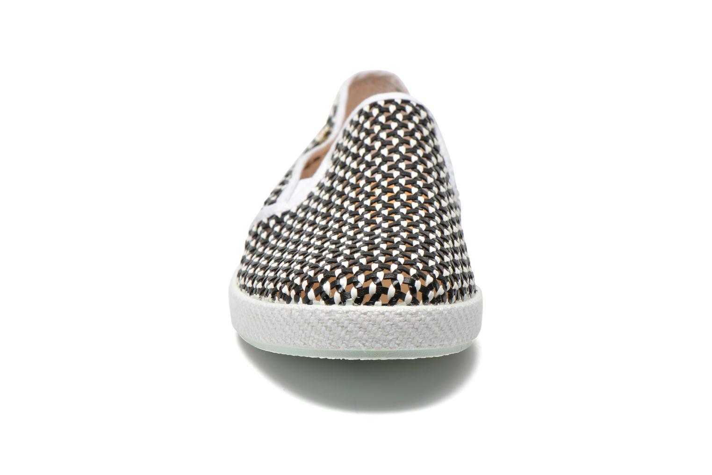 Loafers Rivieras Lord Svart bild av skorna på