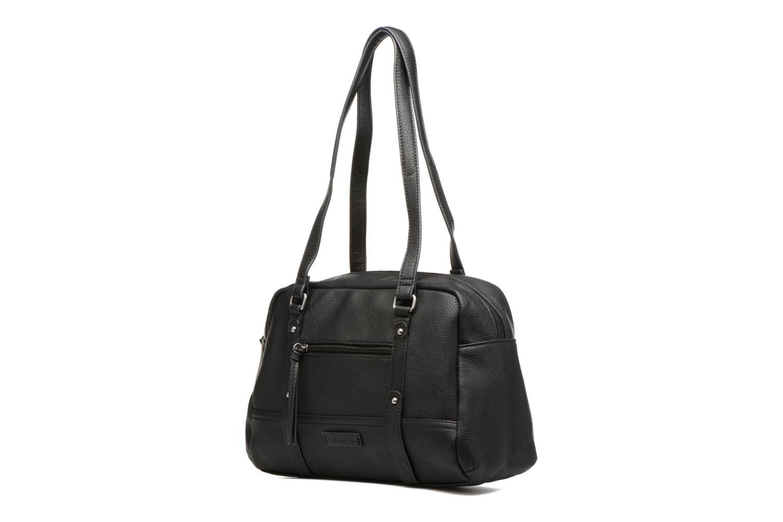 Handtaschen Tamaris René - Bowling bag schwarz schuhe getragen