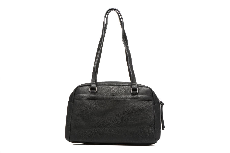 Handtaschen Tamaris René - Bowling bag schwarz ansicht von vorne