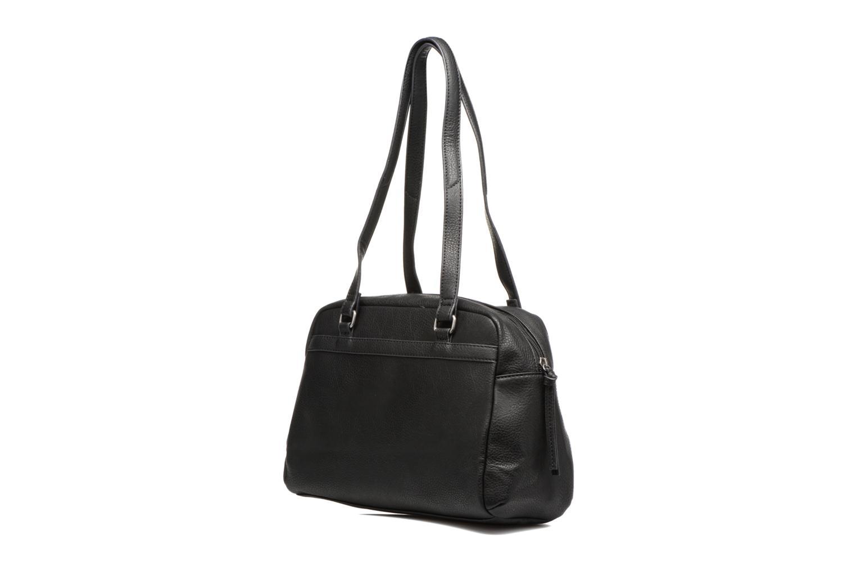 Handtaschen Tamaris René - Bowling bag schwarz ansicht von rechts