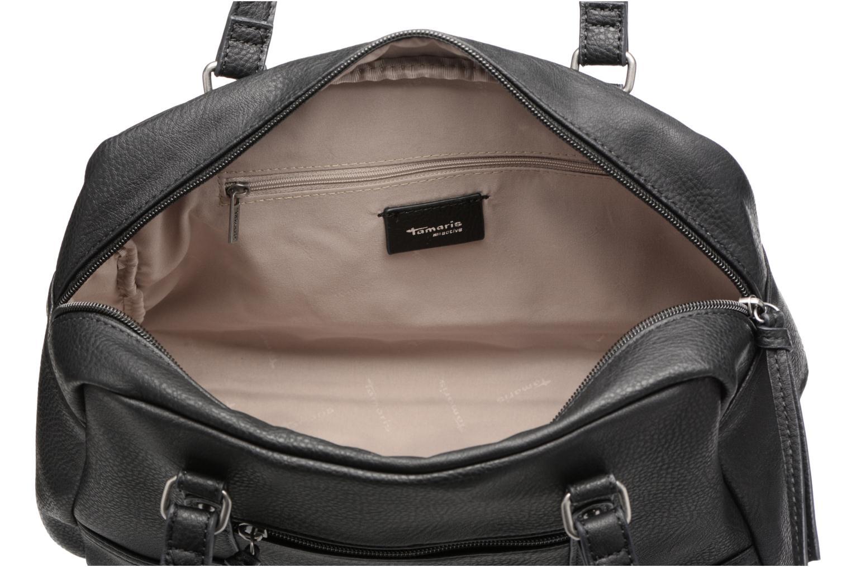 Handtaschen Tamaris René - Bowling bag schwarz ansicht von hinten