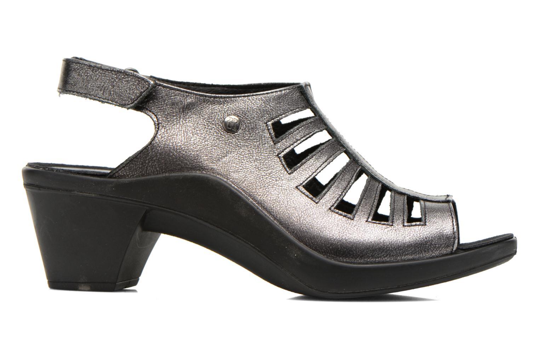 Sandales et nu-pieds Romika Mokassetta 287 Gris vue derrière