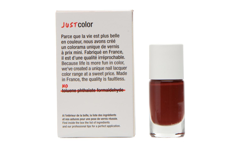 Soins et beauté des pieds Nailmatic Vernis à ongle Bordeaux vue face