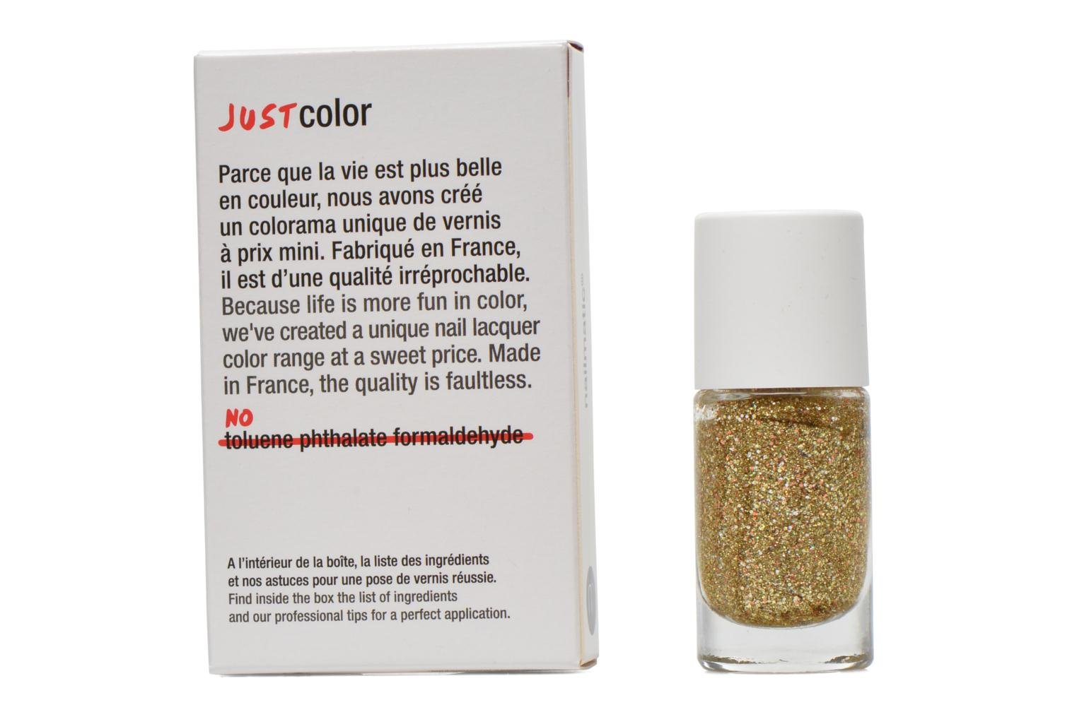 Beauty/foot care Nailmatic Nail varnish Bronze and Gold front view