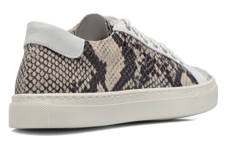 Sneaker Made by SARENZA Seven Tease #2 beige ansicht von vorne
